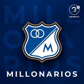 Millonarios sigue sumando de 3 y el equipo femenino debutó con goleada