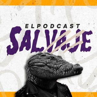 EL Podcast Salvaje con Dulce Guerrero (La voz de #Fiona en la saga #Shrek y muchas más)