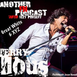Terry Ilous - Great White/XYZ