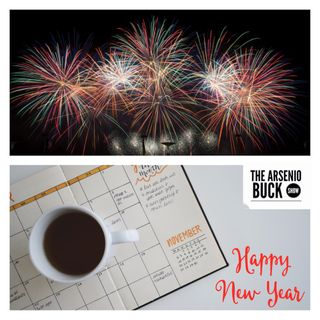 Happy New Years + Goal-Setting Time + YouTube Video