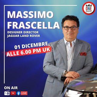 Land Rover si affida alla creatività di un italiano: Massimo Frascella