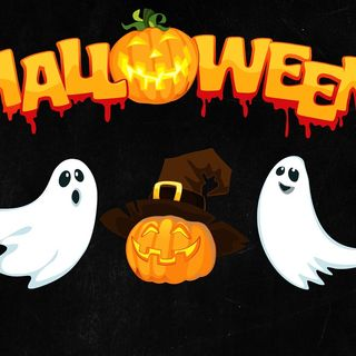 Episode 59 - Robbie.G Show Top 10 Humpdown: Halloween!