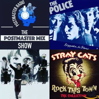 The Postmaster Mix presents: Requests for The Police, U2, The Velvet Underground, and more!