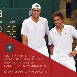 Episodio 14 - Isner-Mahut e la leggendarietà di una partita infinita sull'erba di Wimbledon