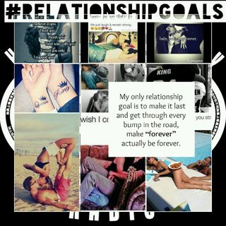 Valentines Day: #RELATIONSHIPGOALS