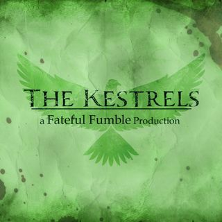 AoO: Rik & Ryn From Fateful Fumble & Kestrel