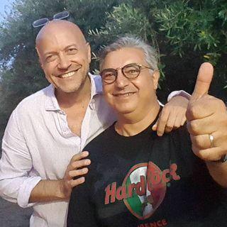 frammenti di gintonik del 20-09-2018 con Sergio Gallo mateopillola Giuseppe Loperfido