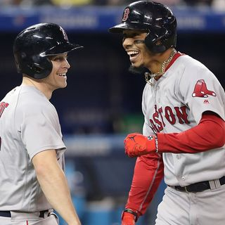 Red Sox On Verge Of Setting New Franchise Wins Record