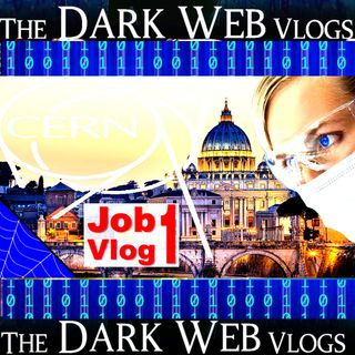 CERN Scientist and THE VATICAN PROJECT while surviving an ALTERNATE DIMENSION - Vlog 1