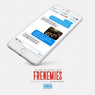 Sy Ari - Frenemies feat Tink (Prod By Timbaland)