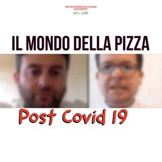 Il mondo della pizza post covid