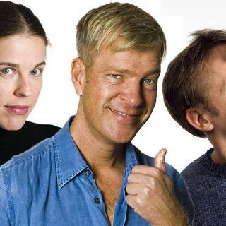 Calle Norlén: Hubot - människans bästa vän. Jessika Gedin: Själen till salu. Göran Everdahl: Ge mig betablockerare!