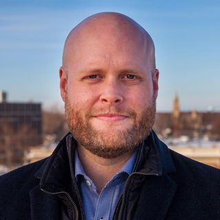 Jake Woodford, Appleton Mayor-Elect