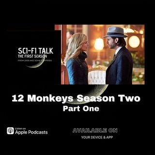 12 Monkeys Season Two Part1