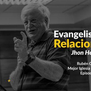 #029 Evangelismo Relacional