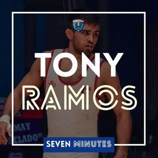 Seven Minutes with Tony Ramos