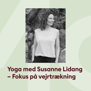 Yoga med Susanne Lidang: For ryg, nakke, og skuldre