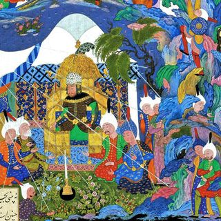 Alla scoperta dello Shahnameh - Prima parte