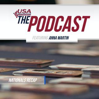 2018 Nationals Recap and Running a Meet w/Meet Director Anna Martin