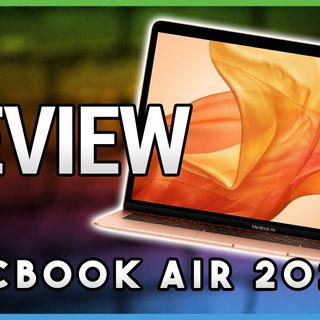 HOM 6: MacBook Air 2020 Review