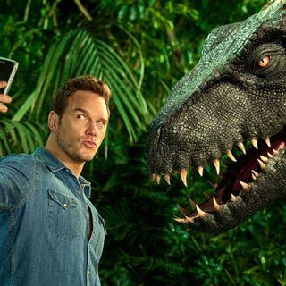 Jurassic World 2 και Συνωμοσίες - Monkey Bros Show