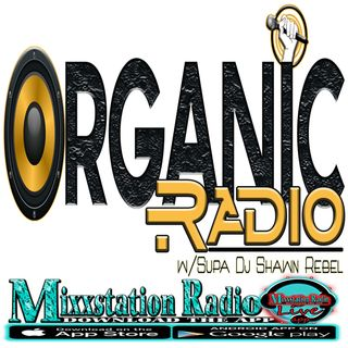 Organic Radio App Launch