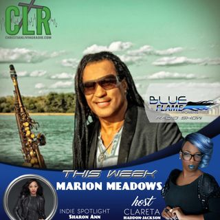 Blue Flame - Marion Meadows