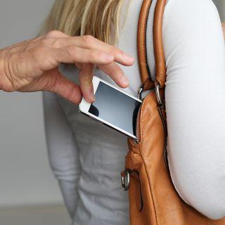El negocio del robo de celulares
