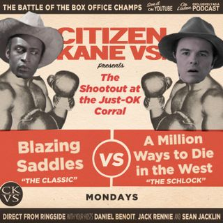 Blazing Saddles vs A Million Ways to Die in the West