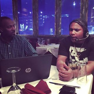 DJ Damo plays music from artists Spotify Links (Leave Comment if you tuning in for a S/O)