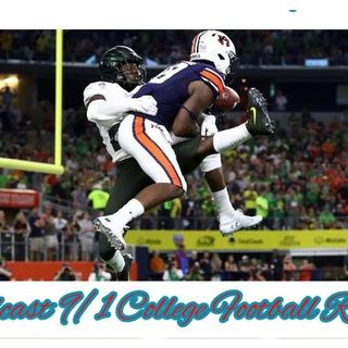 Podcast 9/1 #CollegeFootball Recap Week 1