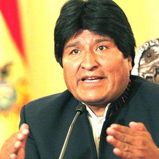 Bolivia's President Morales Declares 'Total Independence' From World Bank & IMF +