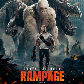Damn You Hollywood: Rampage Movie Review