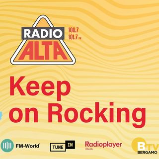 Keep on Rocking  - Mercoledi 24 Marzo 2021