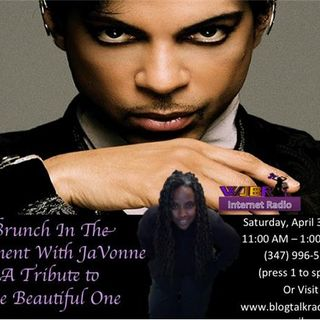 A Tribute To Prince on Brunch In The Basement With JaVonne
