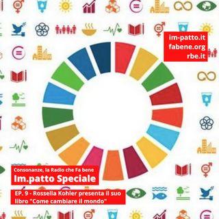 Im.patto Speciale - Ep. 9 - Rossella Kohler presenta il suo libro Come cambiare il mondo