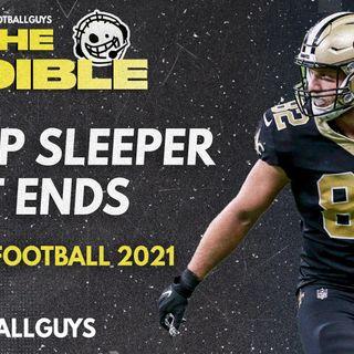 Top 5 Deep Sleeper Tight Ends - Fantasy Football 2021