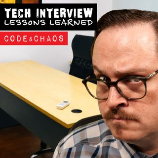Tech Interview Lessons Learned