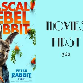 362: Peter Rabbit - Movies First with Alex First