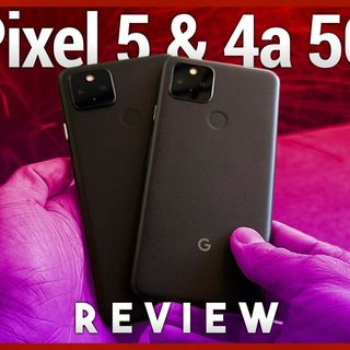 Hands-On Tech: Pixel 5 and Pixel 4A 5G Review