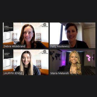 Celebrating Women In Agile with Maria Matarelli, Patty Aluskewicz E7