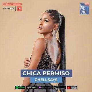 CHICA PERMISO