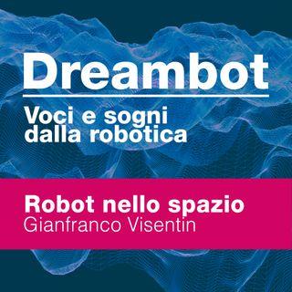 Robot nello spazio - Gianfranco Visentin