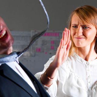 Le donne sono violente quanto gli uomini?