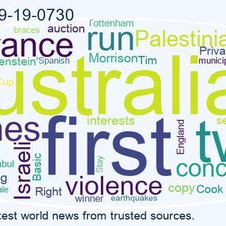 World News 2021-09-19-0730