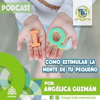 Podcast 24 Como estimular la mente de tu pequeño