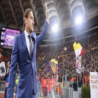 Il lungo addio di Totti minuto per minuto