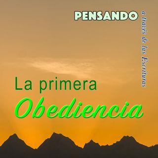 La primera obediencia (PAE N.19)