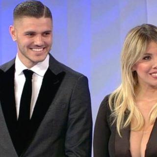 Ivana Icardi  incinta apre al rapporto con Wanda Nara e Mauro Icardi