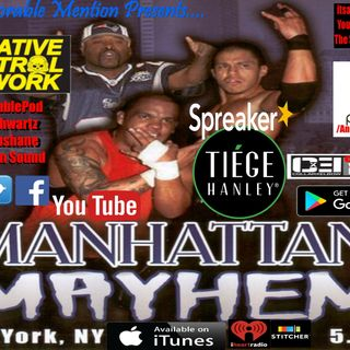 Episode 63: Manhattan Mayhem